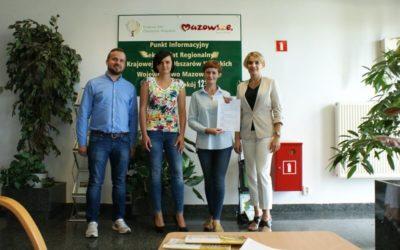 Podpisaliśmy umowę na realizację projektu współpracy