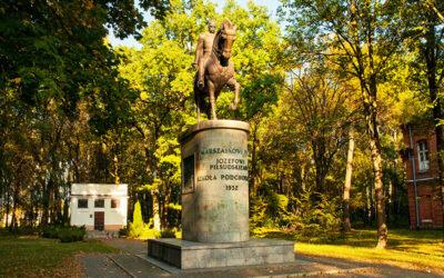 Pomnik Marszałka Józefa Piłsudskiego w Komorowie