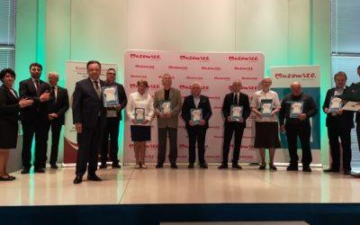 Gala wręczenia certyfikatów i tablic członkostwa w Sieci Dziedzictwa Kulinarnego Mazowsze