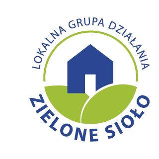 Logo strony LGD Zielone Sioło