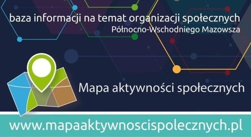 mapa aktywnosci plakat