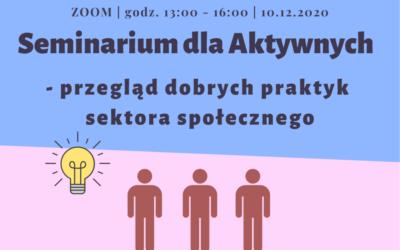 Seminarium dla aktywnych