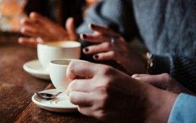 Podwieczorek Pozarządowy, czyli rozmowy przy kawie i ciastku
