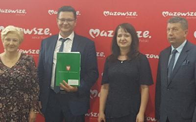 Podpisaliśmy umowy na realizację dwóch zadań publicznych